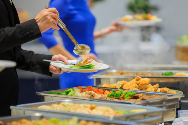 people-group-catering-buffet-food-indoor-luxury-restaurant-with-meat-colorful-fruits-vegetabl_42044-3388